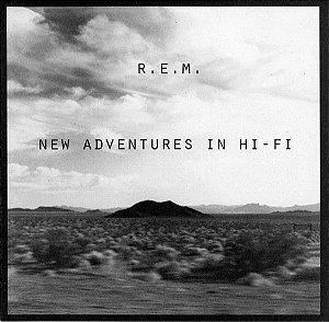 CD - R.E.M. – New Adventures In Hi-Fi - IMP - USA