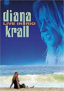 Blu-ray - Diana Krall – Live In Rio