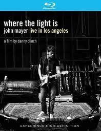 John Mayer – Where The Light Is: John Mayer Live In Los Angeles (digipack)