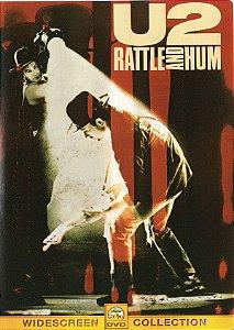 DVD - U2 – Rattle And Hum