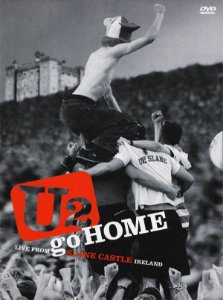 DVD - U2 ‎– U2 Go Home (Live From Slane Castle Ireland)