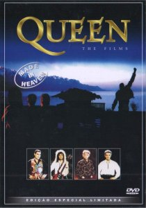 DVD - Queen ‎– Made In Heaven (The Films)