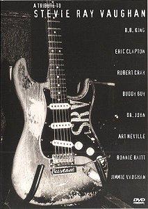 DVD - A Tribute To Stevie Ray Vaughan (Vários Artistas)