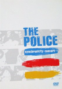 DVD - The Police ‎– Synchronicity Concert
