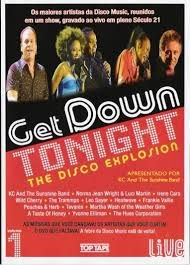 Various ‎– Get Down Tonight: The Disco Explosion