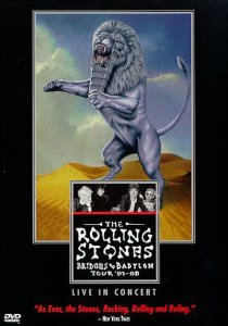 DVD - Rolling Stones ‎– Bridges To Babylon Tour '97 - 98 (Digipack)