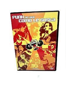 DVD - Funk Como Le Gusta – Ao Vivo
