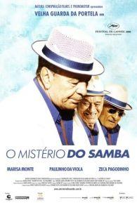 DVD - O Mistério do Samba