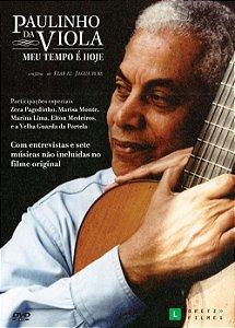 DVD - Paulinho da Viola - Meu Tempo é Hoje