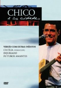 DVD - Chico Buarque ‎– Chico E As Cidades