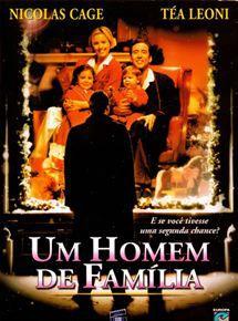 DVD - Um Homem de Família