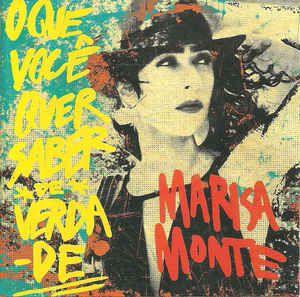 CD - Marisa Monte – O Que Você Quer Saber De Verdade