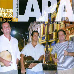 CD - Marcos Ariel & Tigres Da Lapa – Marcos Ariel & Tigres Da Lapa - (Sem contracapa)