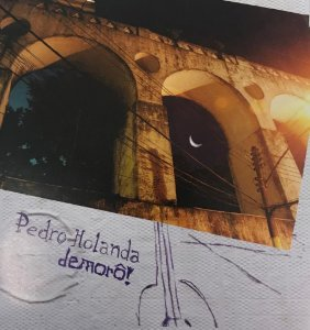CD - Pedro Holanda – Demorô! ( sem contracapa)