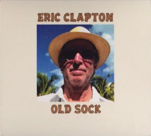 CD - Eric Clapton – Old Sock (sem contracapa)