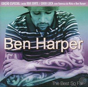 CD - Ben Harper – The Best So Far