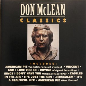 CD - Don McLean ‎– Classics - IMP