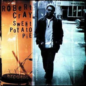 CD - Robert Cray ‎– Sweet Potato Pie