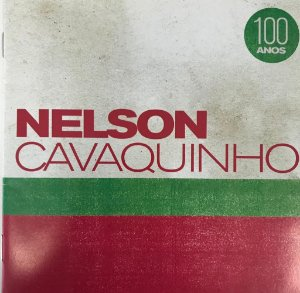 CD - Degraus Da Vida - Nelson Cavaquinho 100 Anos (Vários Artistas) - sem contracapa