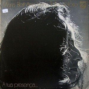 LP - Maria Bethânia – A Tua Presença