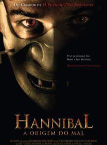DVD - HANNIBAL - A ORIGEM DO MAL