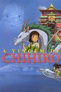 DVD - A VIAGEM DE CHIHIRO