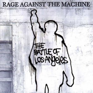 CD - Rage Against The Machine ‎– The Battle Of Los Angeles