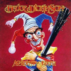 CD - Bruce Dickinson – Accident Of Birth - IMP