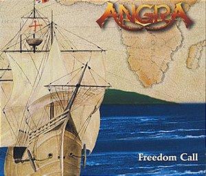 CD - Angra – Freedom Call