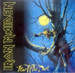 CD - Iron Maiden ‎– Fear Of The Dark
