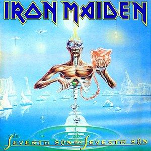 CD - Iron Maiden – Seventh Son Of A Seventh Son