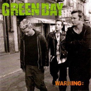 CD - Green Day – Warning: