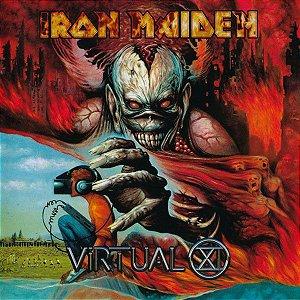 CD - Iron Maiden – Virtual XI