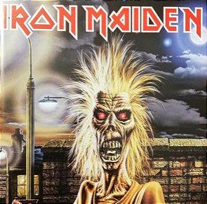 CD - Iron Maiden – Iron Maiden - IMPORTADO