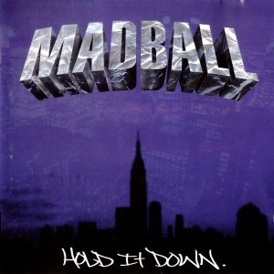 CD - Madball ‎– Hold It Down