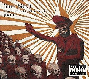 CD - Limp Bizkit – The Unquestionable Truth (Part 1)
