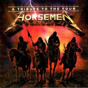 CD - Various ‎– A Tribute To The Four Horsemen