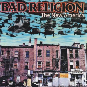 CD -  Bad Religion – The New America