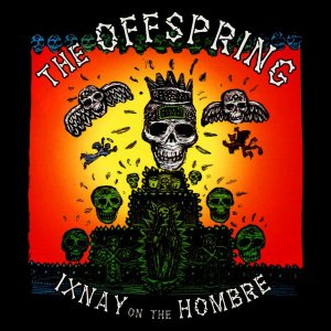 CD - The Offspring – Ixnay On The Hombre