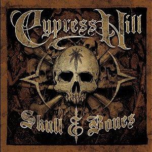 CD - Cypress Hill – Skull & Bones