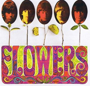 CD - The Rolling Stones ‎– Flowers