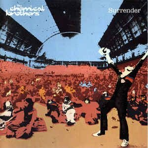 CD - The Chemical Brothers ‎– Surrender - IMP