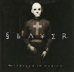 CD - Slayer – Diabolus In Musica