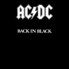 CD - AC/DC – Back In Black