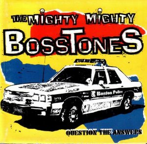 CD - The Mighty Mighty Bosstones ‎– Question The Answers - IMP