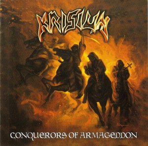Krisiun – Conquerors Of Armageddon
