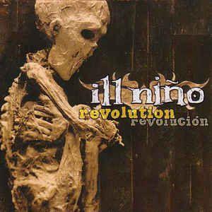 CD -  Ill Niño – Revolution Revolución