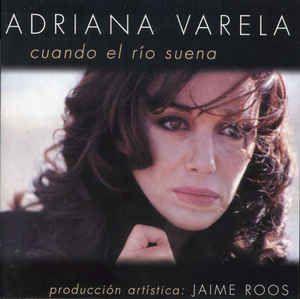 CD - Adriana Varela – Cuando El Río Suena - IMP