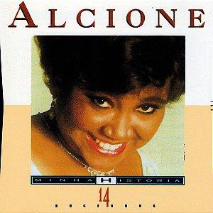 CD - Alcione (Coleção Minha História)