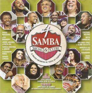 CD - Various – Samba Social Clube 4 (Ao Vivo)